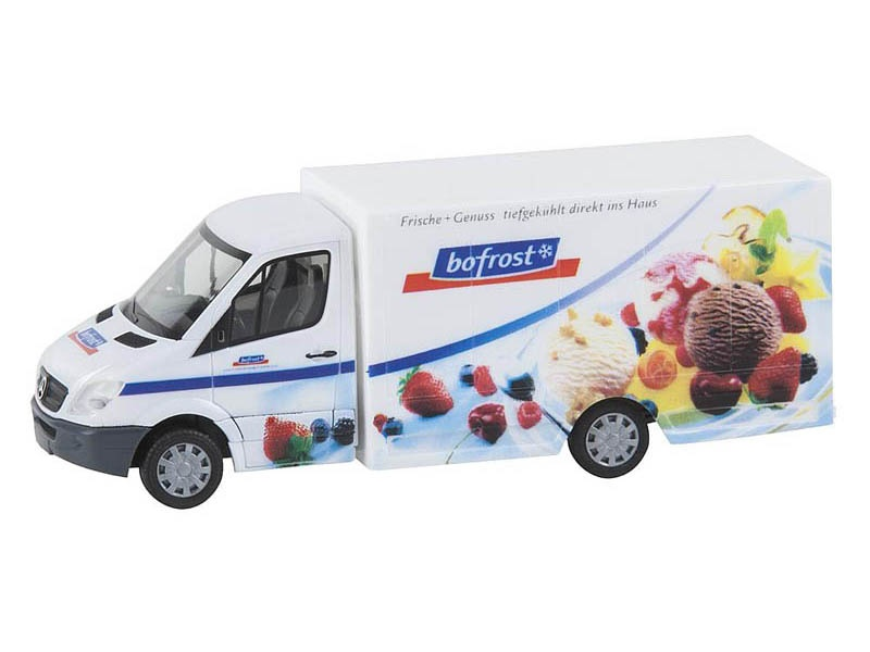 MB Sprinter bofrost* Car System (HERPA) H0