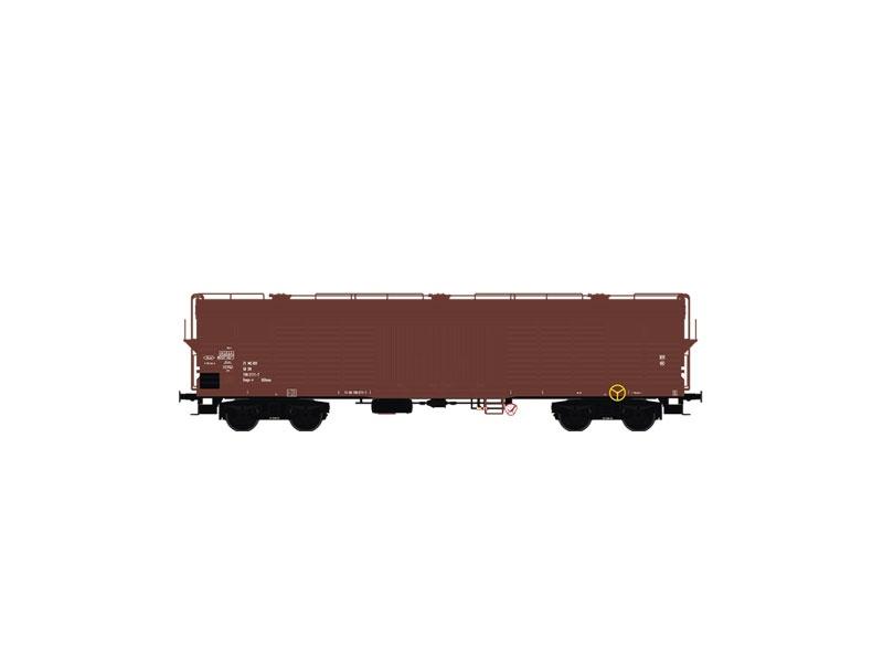 Gedeckter Güterwagen Gags-v der DR, Spur H0