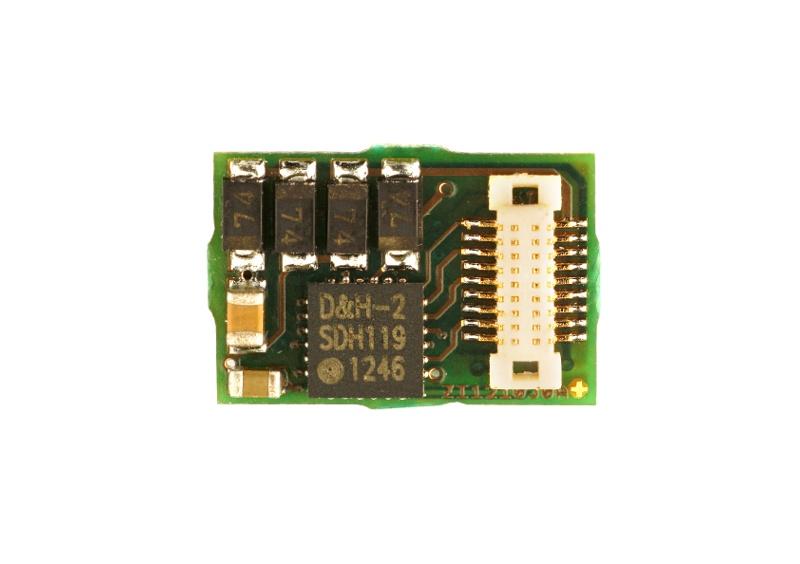 Fahrzeugdecoder DH18A für SX1, SX2, DCC und MM Next18
