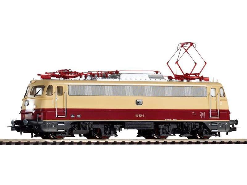 E-Lok BR 112 501-2 der DB, Epoche IV, Spur H0