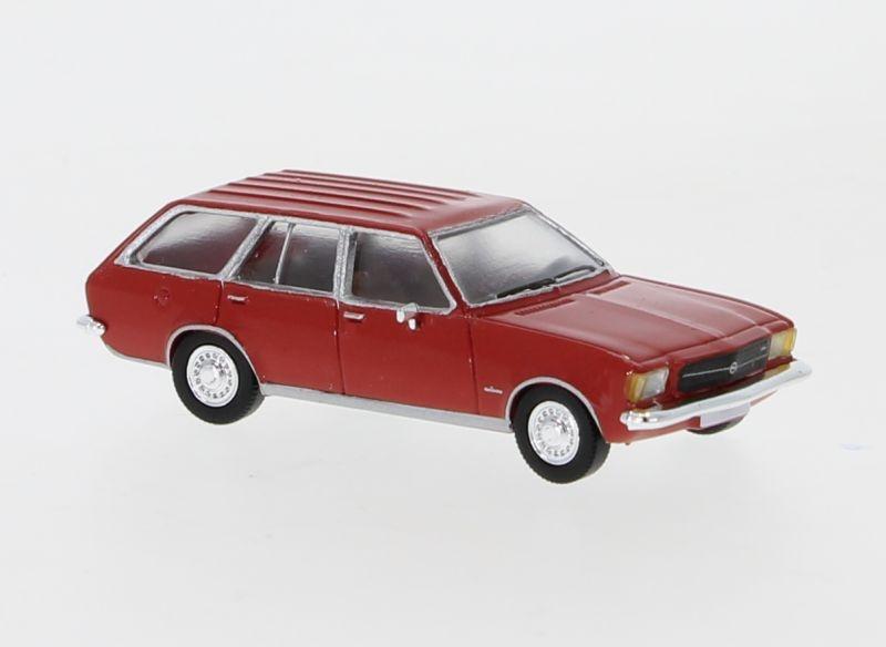 Opel Rekord D Caravan rot, 1972, H0