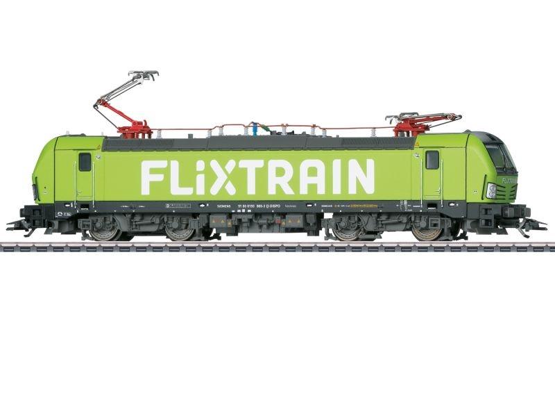 E-Lok BR 193 Flixtrain, Sound, mfx, AC, Spur H0