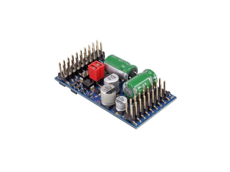 LokSound 5 L DCC/MM/SX/M4 Leerdecoder, Spur 0