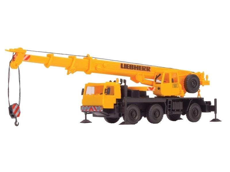 LIEBHERR Mobilkran LTM 1050/3, Spur H0