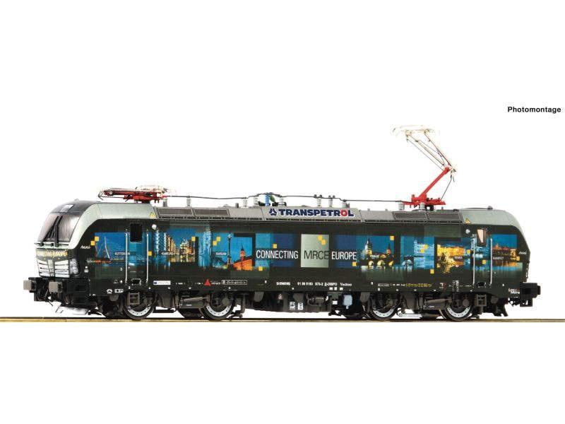 Elektrolokomotive 193 875-2 der MRCE, DC, Spur H0