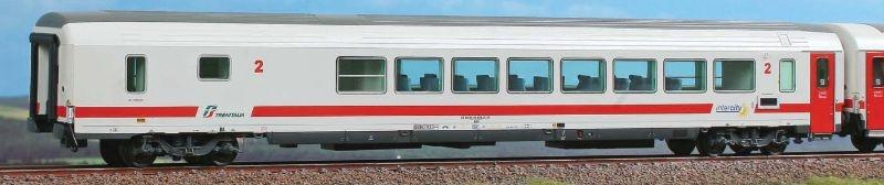 Personenwagen-Set Trenitialia Intercity Day der FS,Ep.VI, H0