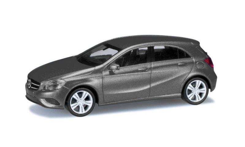 Mercedes-Benz A-Klasse, Mountaingrau Metallic, 1:87 /Spur H0