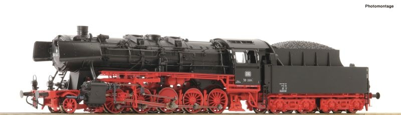 Dampflokomotive BR 50 der DB, Sound, DC, Spur H0