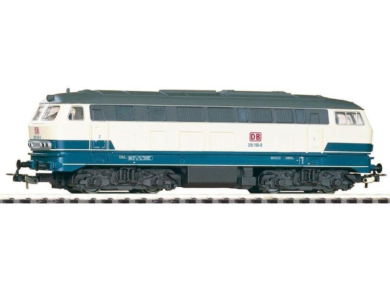 Diesellok BR 218 der DB, Epoche V, Spur H0