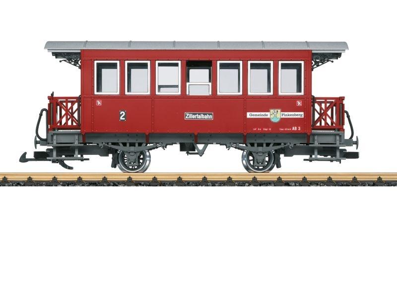 Zillertalbahn AB 3, Spur G