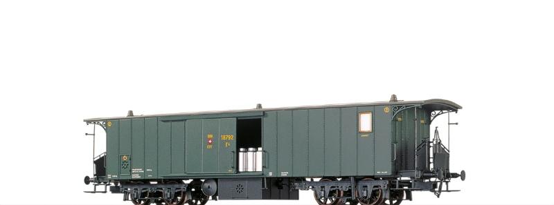 Personenwagen F4 der SBB, II, DC, Spur H0