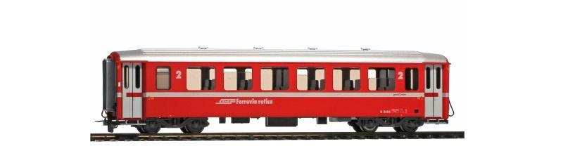 RhB B 2452 Einheitswagen I Berninabahn, Spur H0m