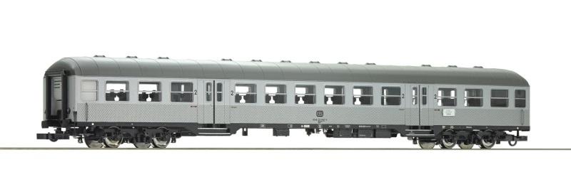 Nahverkehrswagen 2. Klasse der DB, DC, Spur H0