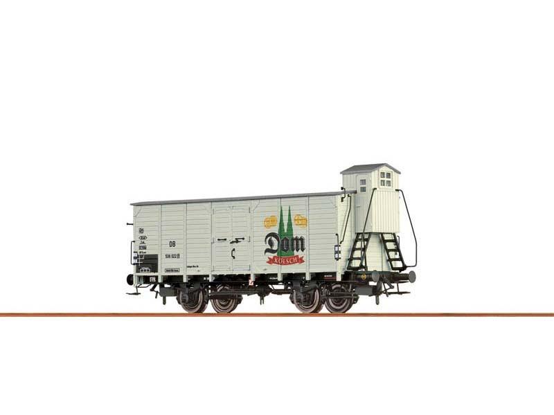 Bierwagen G10 der DB, III, Dom Kölsch, DC, Spur N