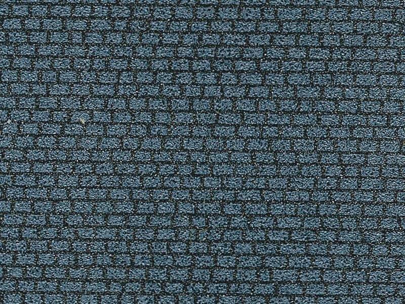 Platz Kopfsteinpflaster, 48x24 cm, Spur H0