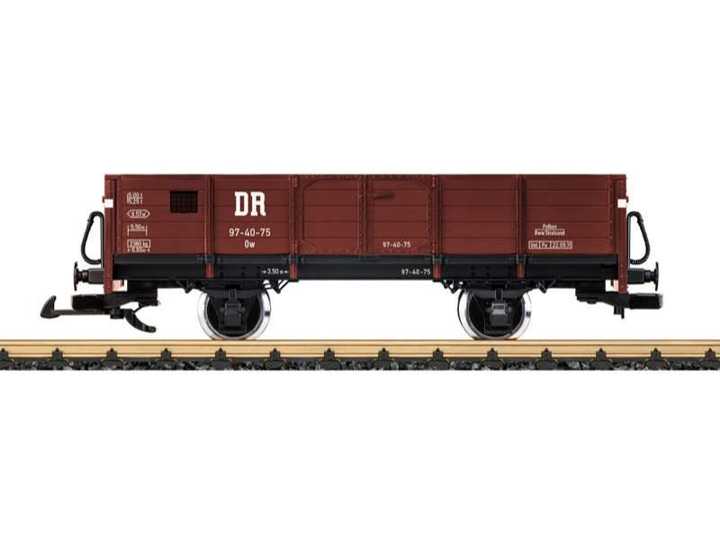 RüBB offener Güterwagen Spur G