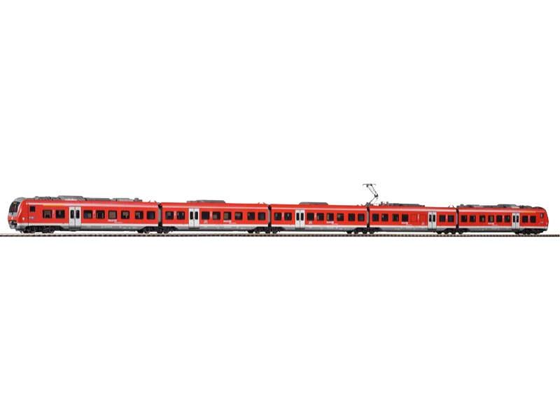 E-Triebwagen 440 der DB AG, 5-teilig, Epoche VI, Spur H0