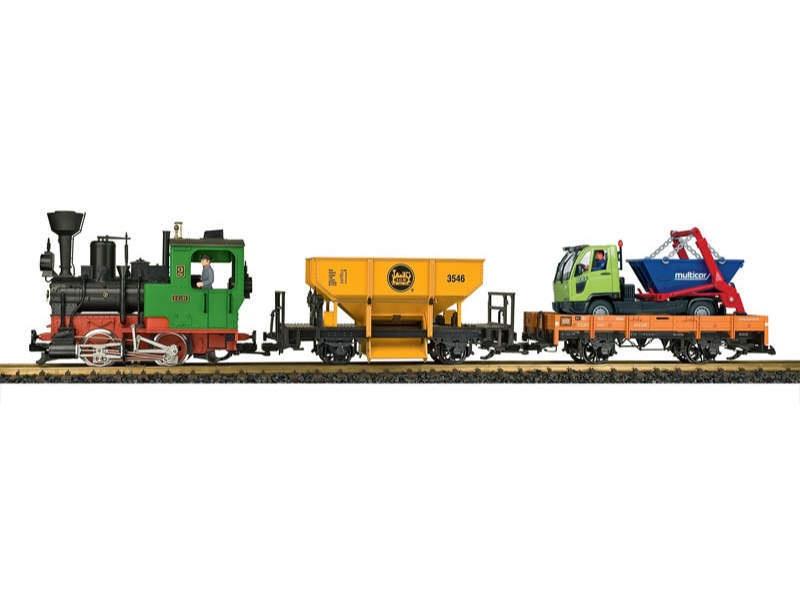 Startset Güterzug Sound Spur G