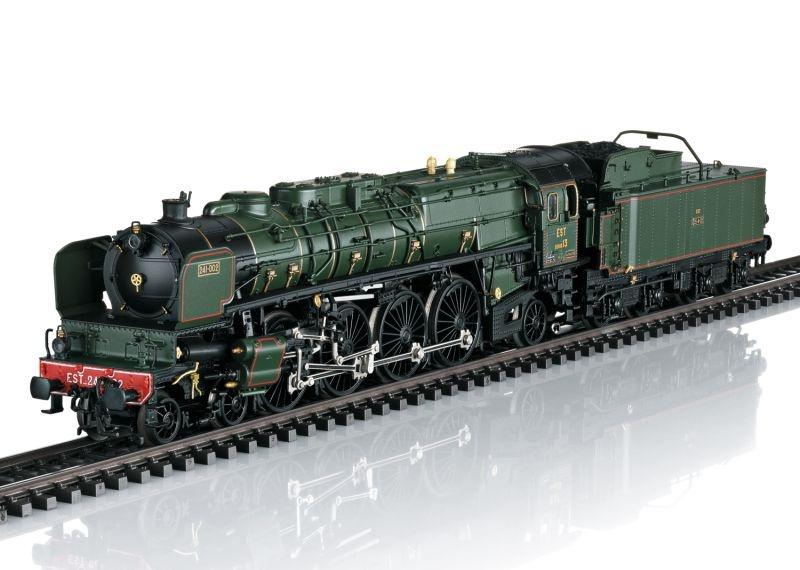 Schnellzug-Dampflokomotive Serie 13 EST, mfx+ DCC, Sound, H0