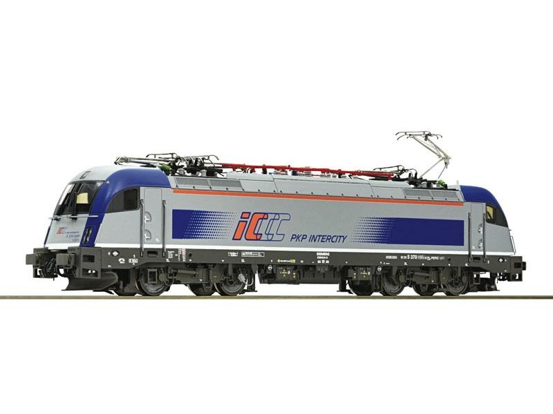 Elektrolokomotive BR 370 der PKP, Sound, DC, Spur H0