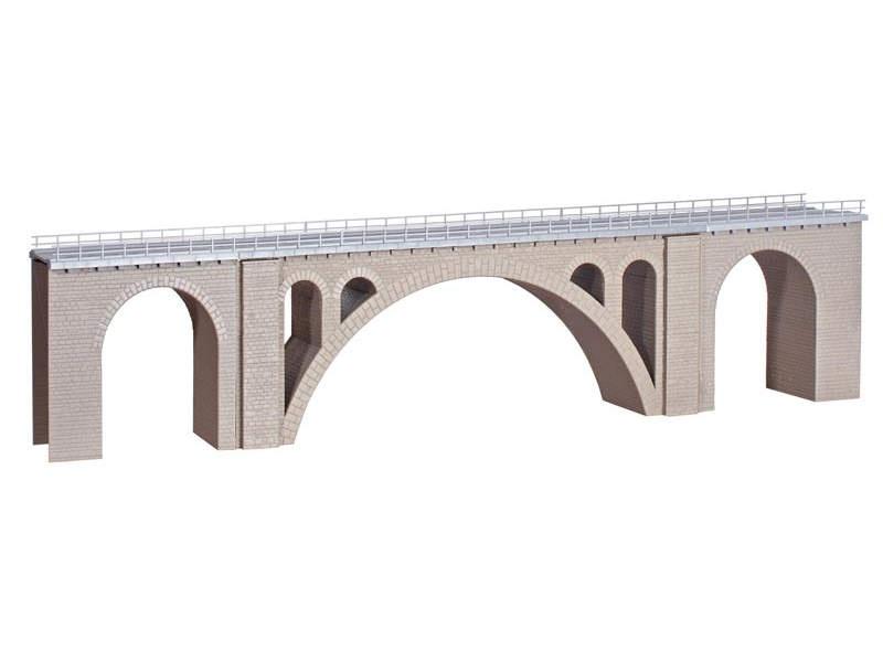 Hölltobel-Viadukt, eingleisig, Bausatz, Spur H0