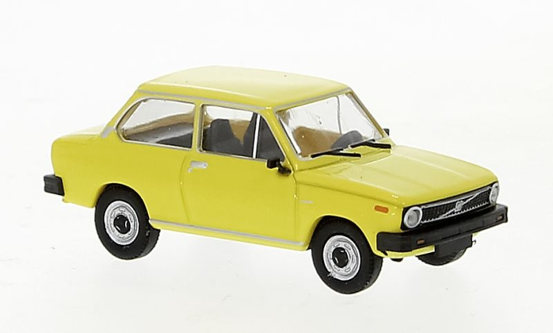 Volvo 66, gelb, 1975, 1:87 / H0