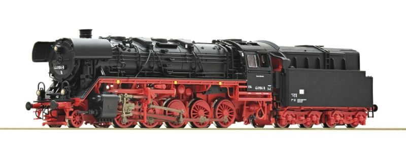 Dampflokomotive 44 0104-8 der DR, Sound, Spur TT