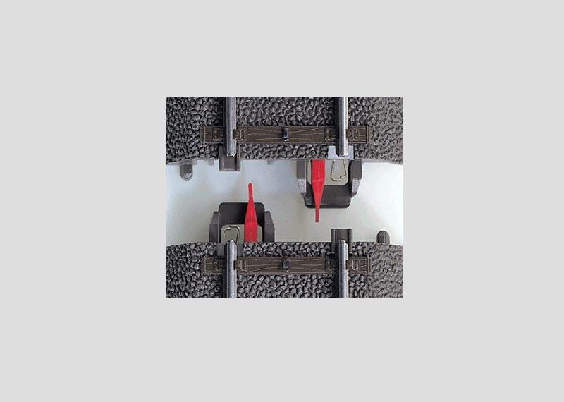 Mittelleiterisolierung C-Gleis H0