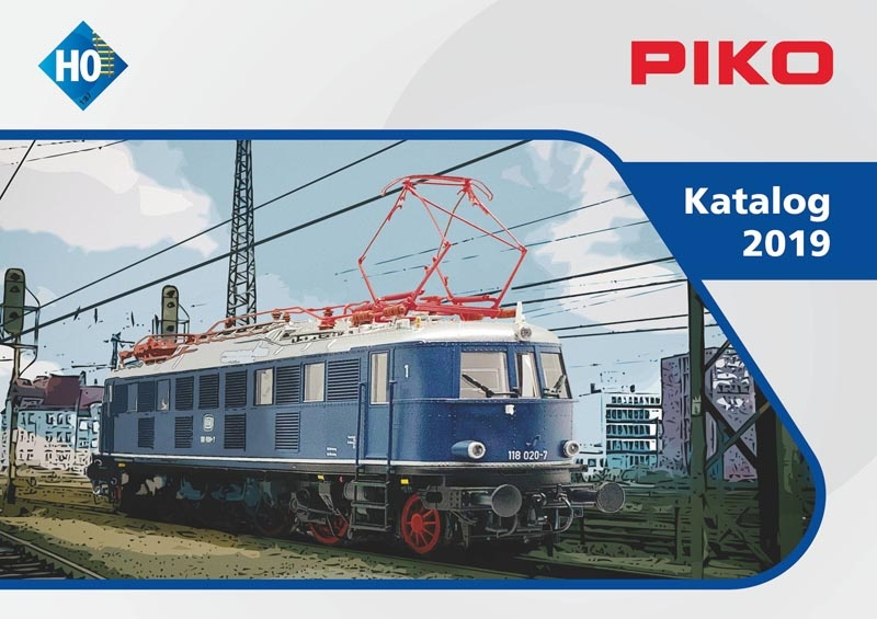 Piko H0-Katalog 2019