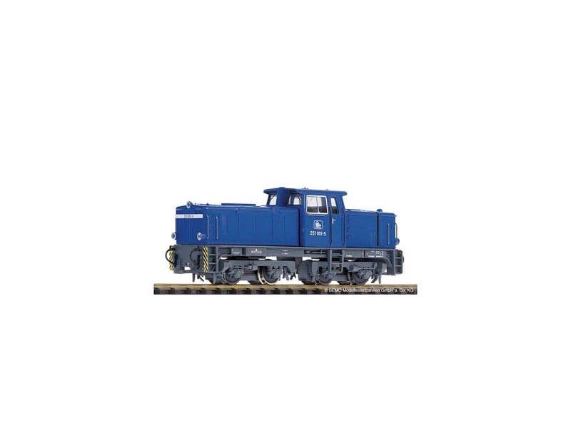 PRESS 251 901-5, Diesellokomotive, Spur H0e