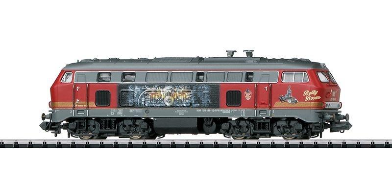 Sound-Diesellok 218 469-5 der DB, Epoche VI, Spur N
