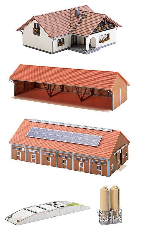 Landwirtschaftlicher Betrieb Bausatz N
