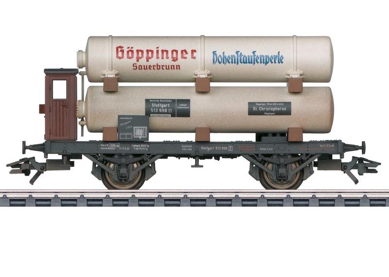 Gas-Kesselwagen der DRG, AC, Spur H0