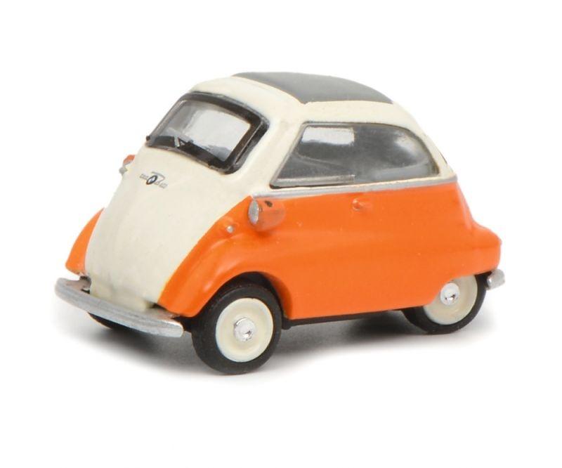BMW Isetta, beige-orange 1:87 / H0