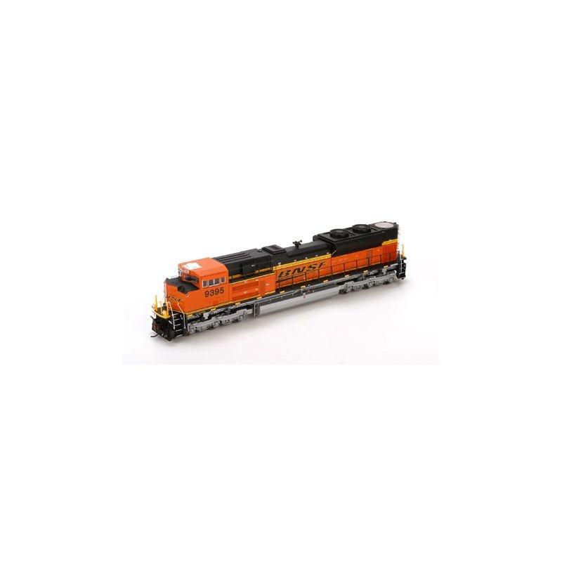 Diesellokomotive SD70ACe der BNSF/Wedge, Spur H0