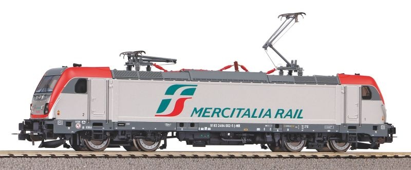 E-Lok E.494 der Mercitalia, Ep. VI, Sound, DC, Spur H0