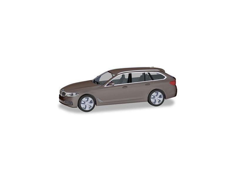 BMW 5er Touring TM, atlaszeder metallic, 1:87 / H0