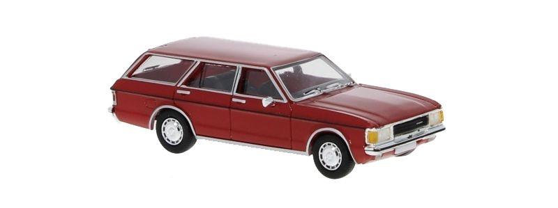 Ford Granada MK I Turnier, rot, 1974, 1:87 / Spur H0