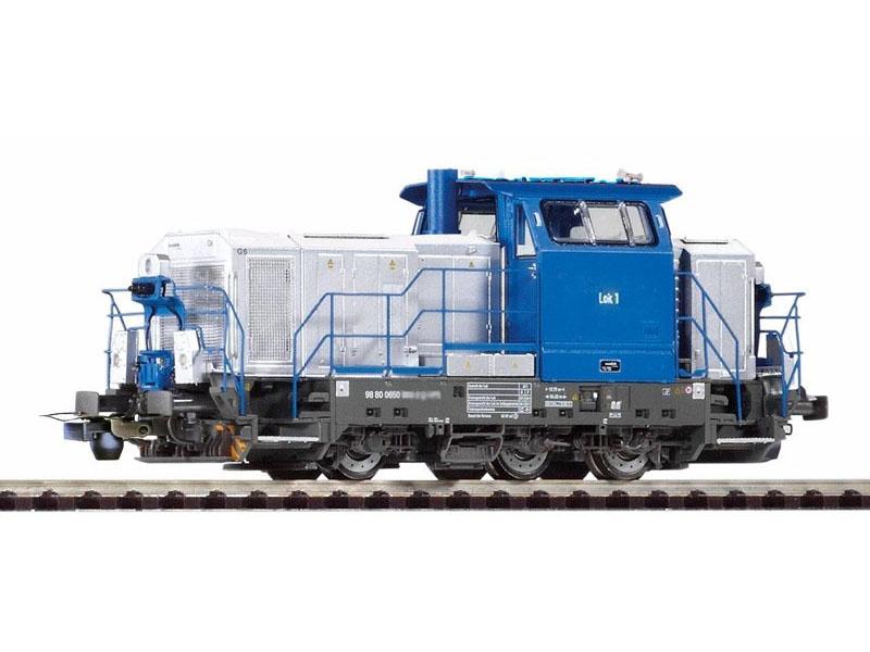 Sound-Diesellok G6 VI (CUMMINS), DC, Spur H0