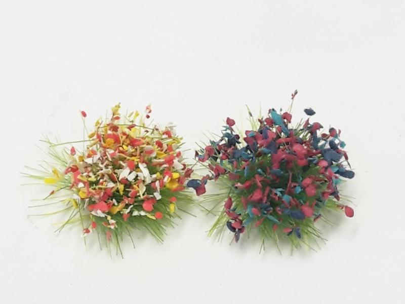 Wildflowers Büschel, 100 Stk, 6 mm