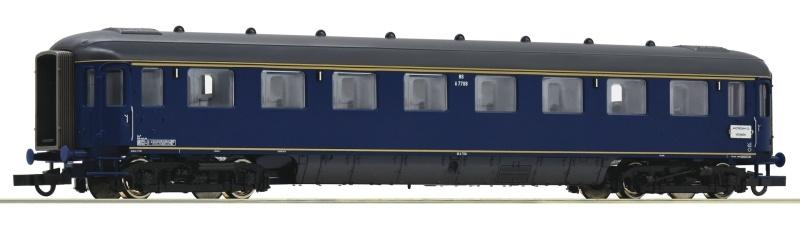 Schnellzugwagen 1. Klasse Plan D der NS, DC, Spur H0