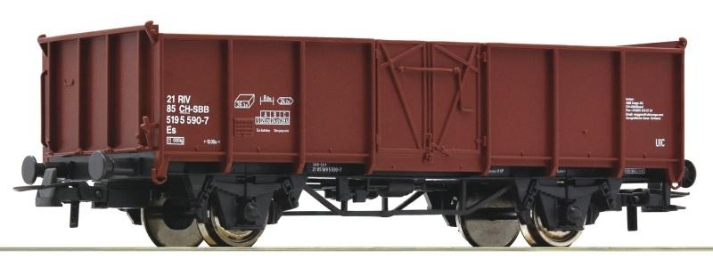 Offener Güterwagen der SBB, DC, Spur H0