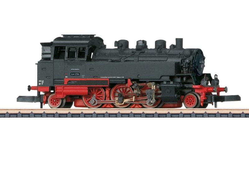 Dampflokomotive BR 64 der DB, Spur Z