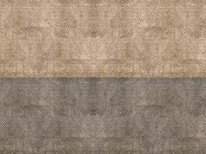 NOCH 56971 3D-Kartonplatte 'Biberschwanz', grau, Spur N